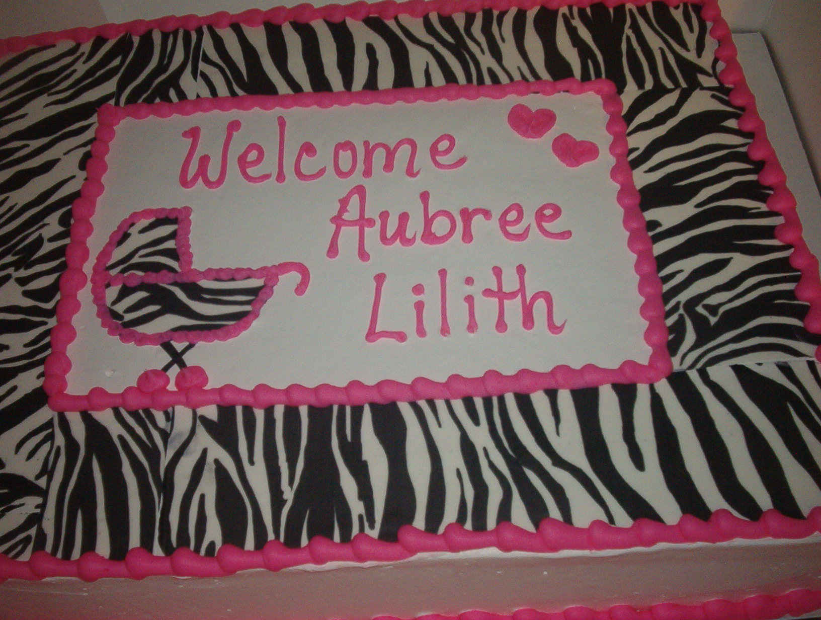 zebra baby shower zebra diaper bag zebra baby block cake
